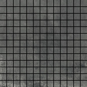 Ithaca Light Grey Small 1x1 Mosaic Tile