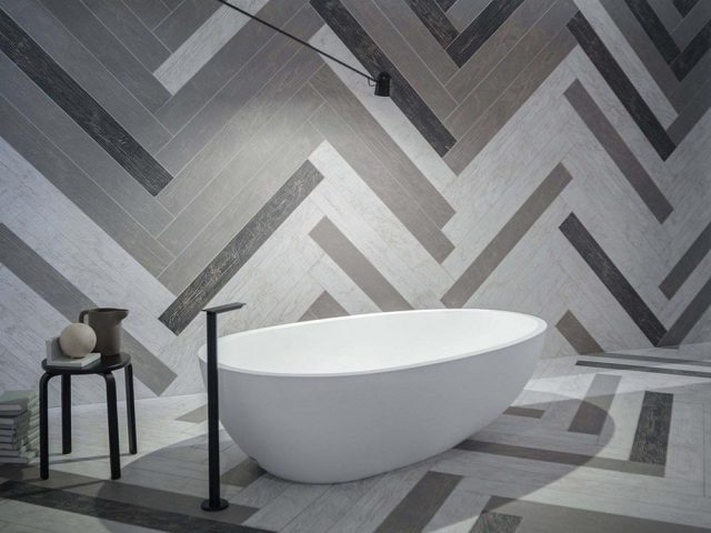Maxe Porcelain Tile Wood Collection