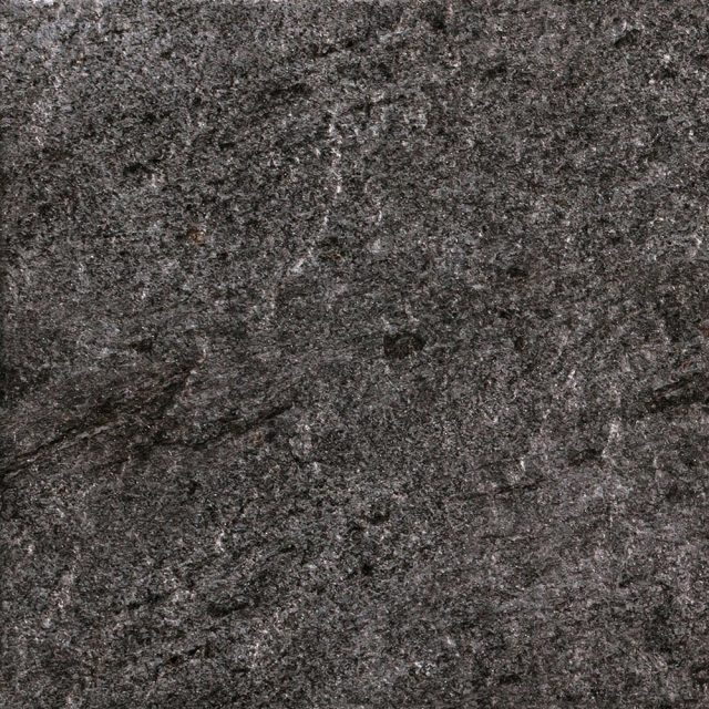 Mineralized Black Interior and Exterior Porcelain Tile