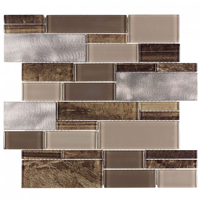 Tempo Laser Contempo Glass Wall Tile