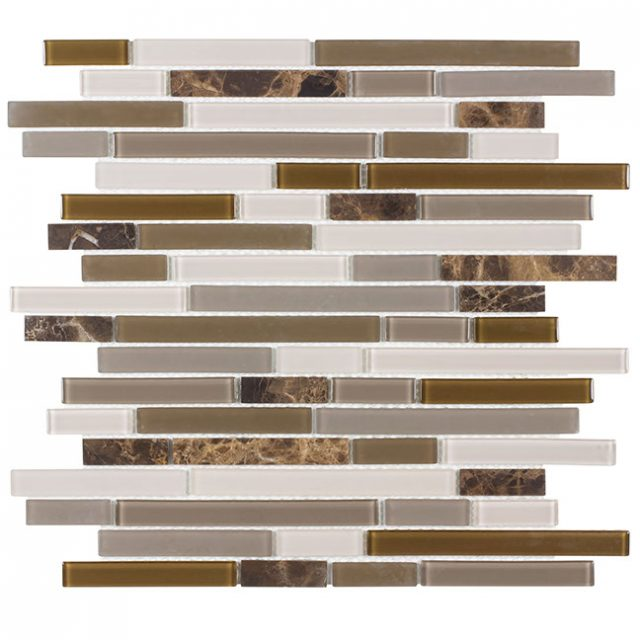 Tempo Naples Glass Wall Tile