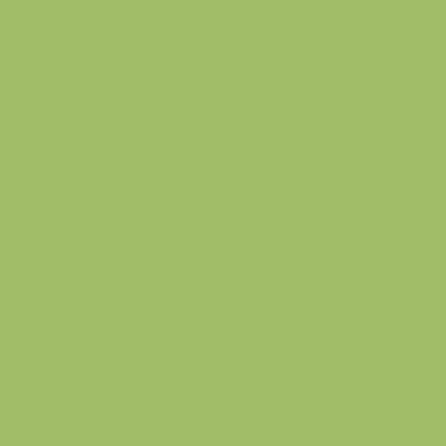 Numbered-Lime-Green