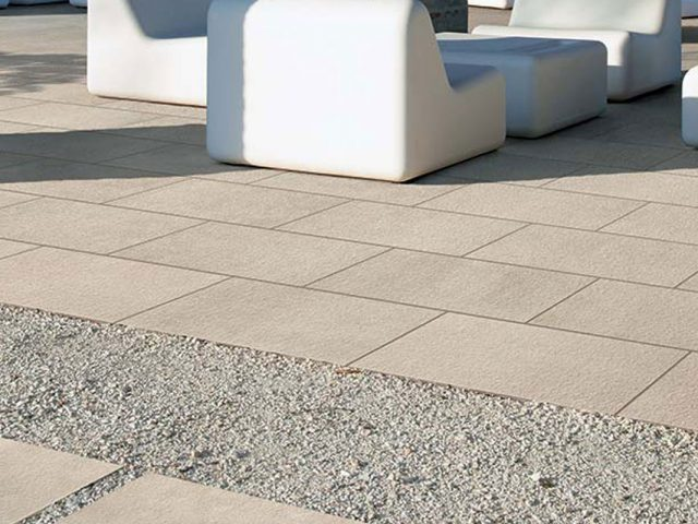 Mechanized Porcelain Pavers