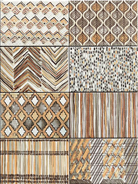 Limbo Beige Pattern Mix