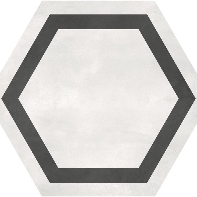 Catalonia-Ivory-Frame-Hexagon