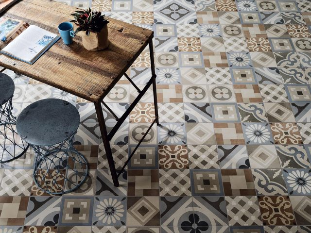 Bower Throwback Porcelain Tile Collection