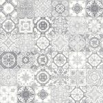 Casablanca Grey Mix Tile