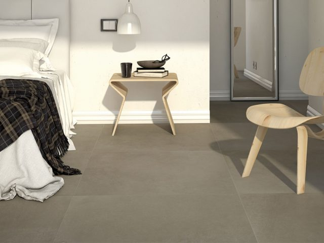 Catania Collection Porcelain Tile Installation