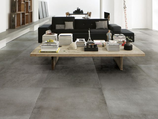 Catania Concrete-Look Porcelain Tile Collection