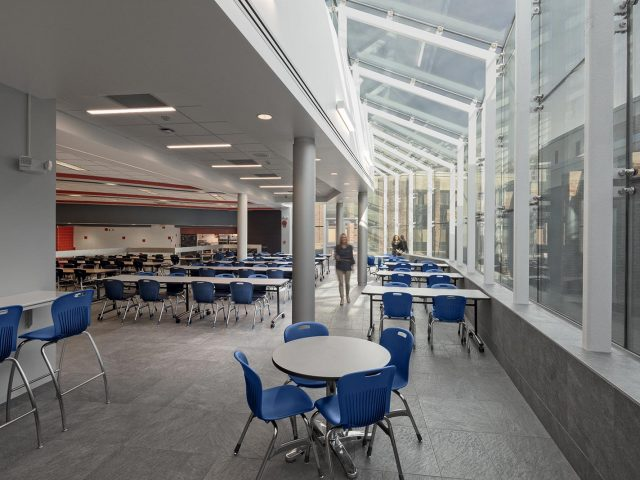 Columbia High School | Cafeteria Renovation