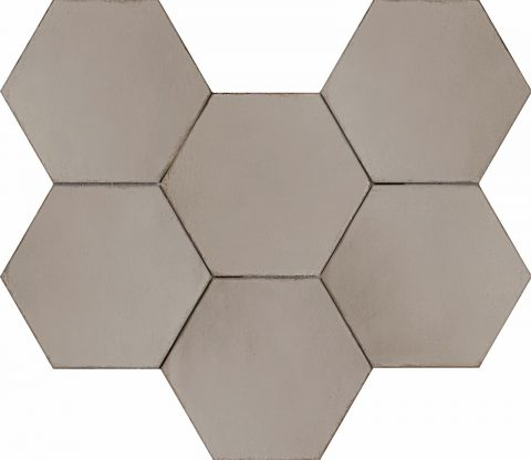 Resort Grey Hex Decor