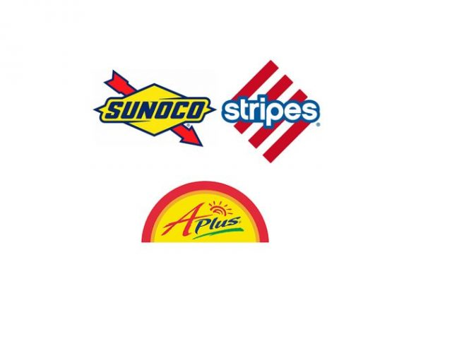 Sunoco – APlus, Stripes