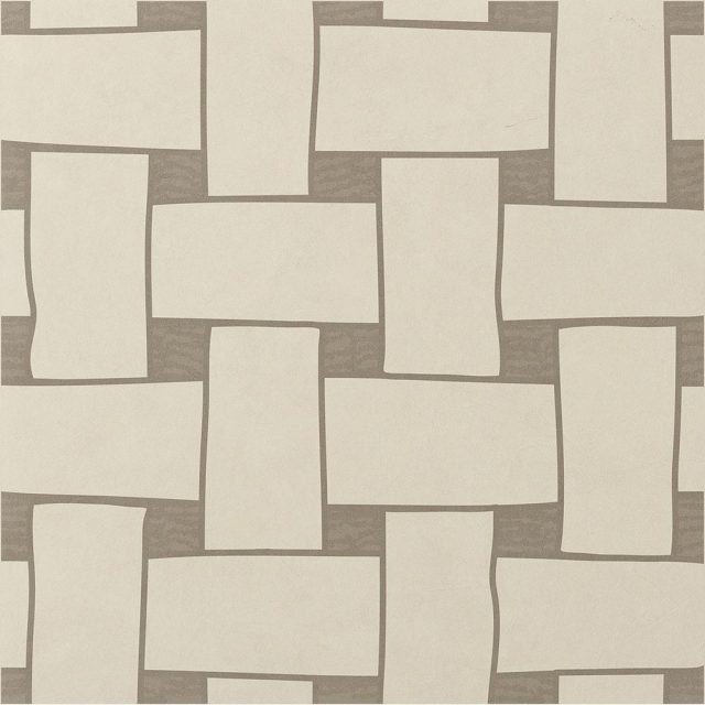 Tangle Across Warm Patterned Porcelain Tile