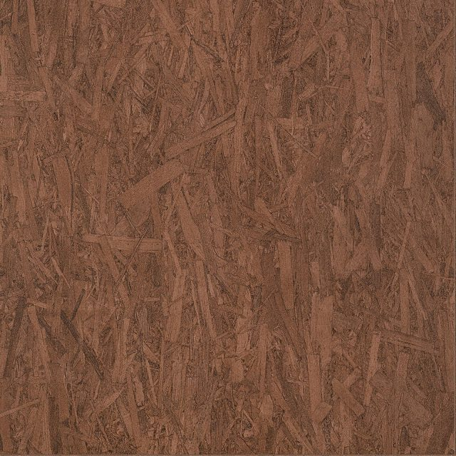 Plywood Porcelain Tile Sienna Brown