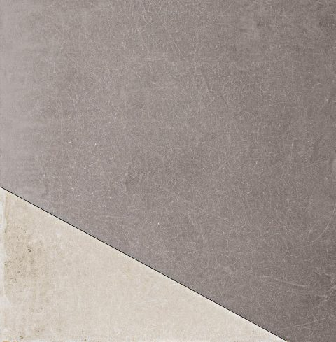 Walkway Cream/Grey Angle Decor